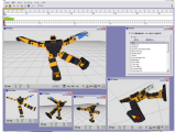 Simrobot 3D - Il nuovo software per Robonova
