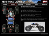 Scoop: Losi Mini Rock Crawler - Nuovo automodello da roccia