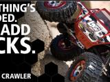 Mini Rock Crawler 1:18 Losi: Annuncio ufficiale