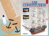 Modellismo DeAgostini edicola: Costruisci il veliero USS Constitution