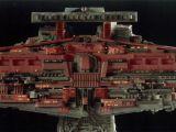 """Costruire il """"vero"""" Star Destroyer: il famoso incrociatore spaziale del film  Guerre Stellari!"""