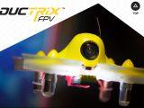 Spektrum DX6e Lap Timer e Inductrix FPV Race - VIDEO