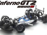 Kyosho Inferno GT2 Type-R on-road in scala 1/8