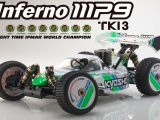 Kyosho INFERNO MP9 TKI3 Readyset Buggy Nitro 1/8