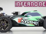 Kyosho INFERNO NEO 2.0 RTR: Buggy nitro in scala 1/8
