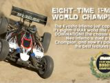 Kyosho Inferno Neo Race Spec Readyset con radiocomando digitale KT-201 2,4 GHz