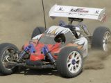 Kyosho: Inferno US Sports 2 RTR (albero SG)