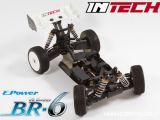Intech Racing: BR-6 E Buggy elettrica in scala 1/8