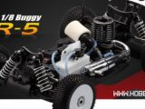 Intech BR5 Buggy distribuita in Italia dalla FTI - FlightTech