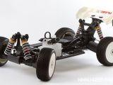 Intech BR6: nuova buggy a scoppio in scala 1/8