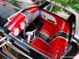 Axial Interior Exterior Detail - Kit per aggiungere dettagli e interni stile truck america anni 50 agli automodelli RC