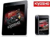 Kyosho - Wallpaper Ultima SC, Mini-Z MR-03 e Inferno MP9 TKI 2 per Apple iPhone e iPad