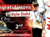 IRCHA 2011: Team Mikado - Kyle Dahl e Jamie Robertson