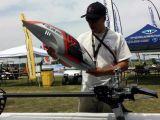 Velos 880: Elicottero per volo acrobatico 3D con due motori