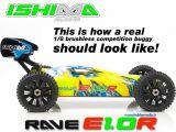 Rave 1.0 R Ishima Racing - Nuova buggy elettrica da competizione