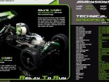 Ishima Racing Rave M1.0R Buggy in scala 1:8