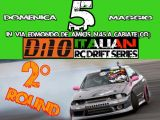 Video 2a Tappa Italian D1:10 RCDrift 2013 Lombardia