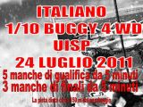 UISP: Competizione per Off-Road buggy 4WD in scala 1/10