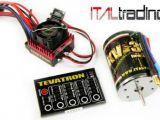 Tevatron Brushless System: Motore, regolatore ESC e scheda di programmazione - ITALTRADING