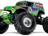 Monster Jam Traxxas GRAVE DIGGER: Nuova versione