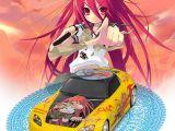 HPI E10 Shakugan no Shana - Honda S2000 Itasha 1:10
