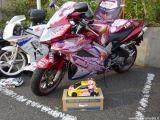 AutoSalone 2010 Itasha - La fiera di Tokyo delle auto e delle moto stile manga
