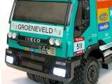 IVECO Trakker EVO 2 DAKAR 2012 di Miki Biasion - Modello Radiocomandato - Italtrading