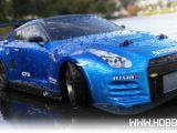 Vaterra 2012 Nissan GT-R Nismo GT3 RTR: Horizon Hobby