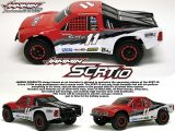 Jammin SCRT 10 -  Short Course Truck in scala 1:10