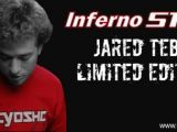 Kyosho Inferno ST-RR Jared Tebo Limited Edition truggy