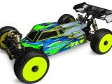 Silencer: Carrozzeria per buggy TLR 8ight-E 3.0 - JConcepts