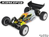 JConcepts Finnisher: Carrozzeria per buggy TLR22 e DEX210
