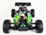 Serpent Cobra 811 - Carrozzeria Illuzion Punisher JConcepts