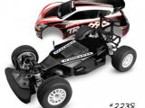 Protezione anti sporco della JConcepts per Traxxas Rally e Slash 4x4 Platinum