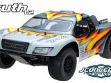 JConcepts: Carrozzeria Truth V2 per Traxxas Slash e SC10