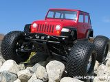Carrozzeria Jeep Wrangler Unlimited Rubicom per Savage XL