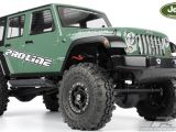 ProLine - Carrozzeria Jeep Wrangler Unlimited Rubicon