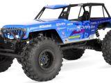 AXIAL Jeep Wrangler Wraith - Poison Spyder Rock Racer