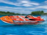 Kyosho Jet Stream 888VE Readyset con radio KT-231P