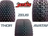 Jet's RC Fuel: gomme off-road per buggy in scala 1/8