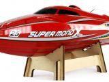 Joysway Super Mono X: motoscafo brushless RTR