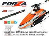 JR Propo Forza 450 video: Tutorial per assemblare l'elicottero