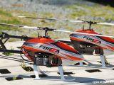 Elicottero radiocomandato JR Propo Forza 450: Servi Testa