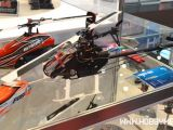 JR Propo Forza 450 3D Heli - Toy Fair Nuremberg 2013