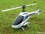 JRPropo FRP - Fusoliera per Elicottero radiocomandato Air Skipper 50