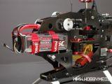 JR Propo Nex E8 e E12: elicotteri radiocomandati per volo 3D