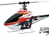 JR Propo NEX E6 flybarless: elicottero elettrico per volo 3D