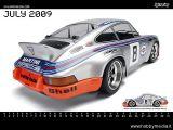 HPI Porsche 911 Carrera RSR - Calendario Luglio 2009