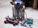 Star Wars: R2D2 incontra l'automodellismo RC...