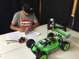 Yuichi Kanai della Kyosho ha firmato con la REDS Racing